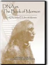 DNA vs. the Book of Mormon - DVD