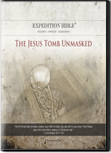 The Jesus Tomb Unmasked - DVD