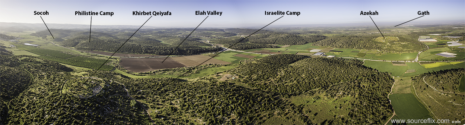 elah valley panoramic 1600 with copyright and website full res